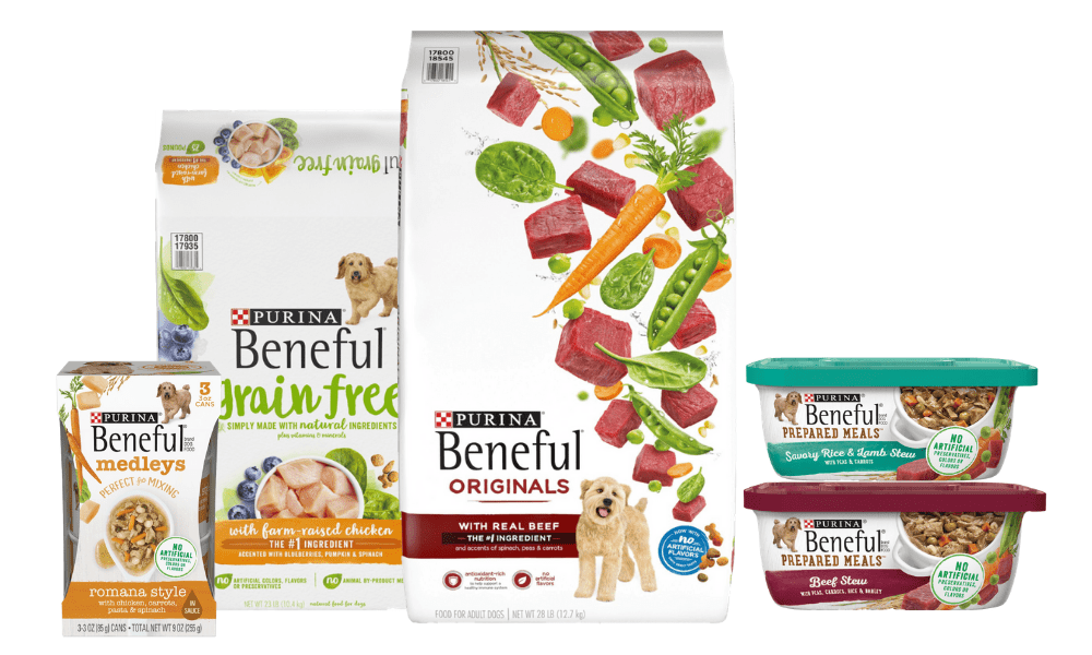 purina beneful products