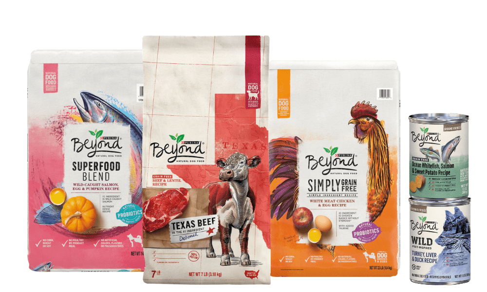 purina beyond products