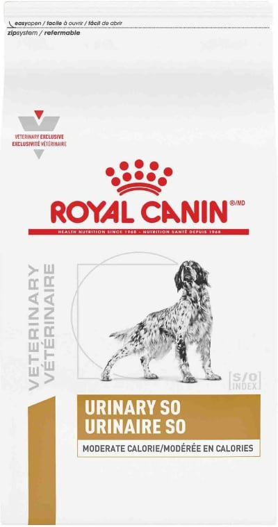 Royal Canin Urinary SO Moderate Calories Dry