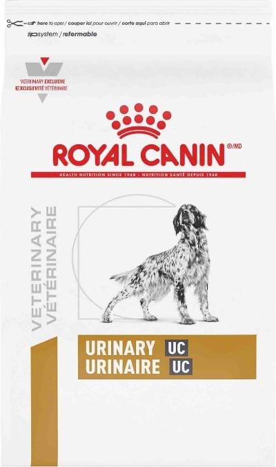 Royal Canin Urinary UC Low Purine dry