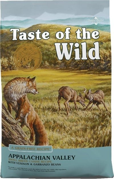 Taste of The Wild Appalachian Valley Small Breed Food