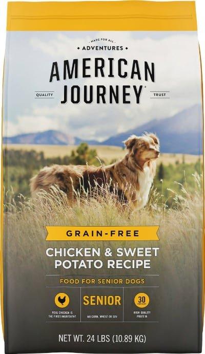 American Journey Grain Free Senior