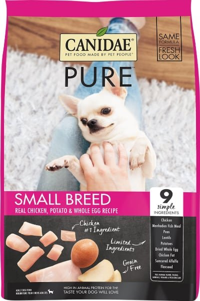 Canidae Pure Small Breed Chicken