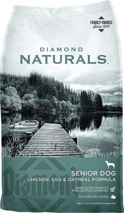 Diamond Naturals Senior Formula Chicken