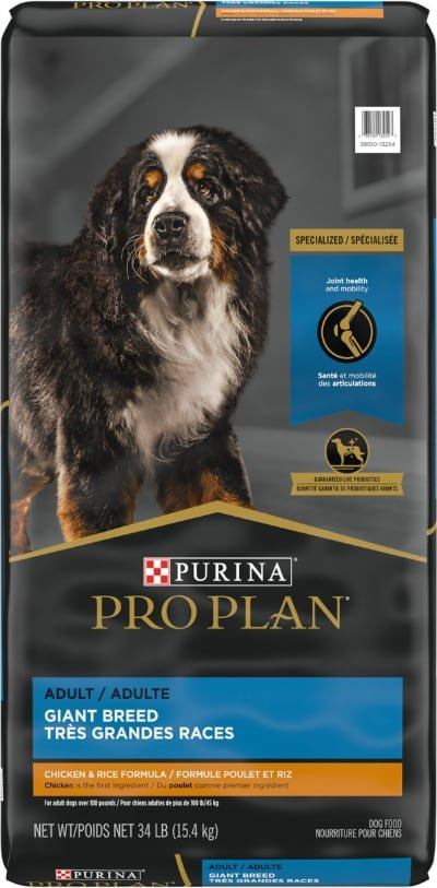 Purina Pro Plan Adult Giant Breed Formula