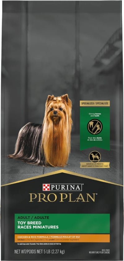 Purina Pro Plan Adult Toy Breed Chicken
