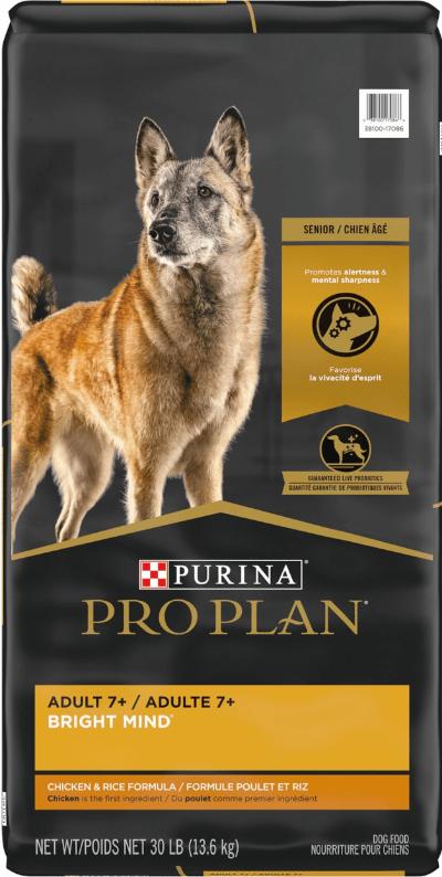Purina Pro Plan Bright Mind Adult 7+ Chicken