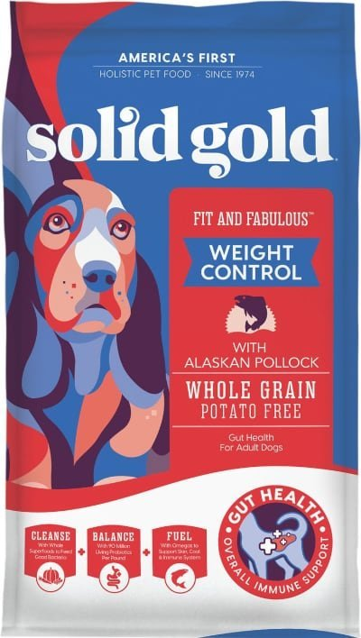 Solid Gold Fit & Fabulous Weight Control Pollock