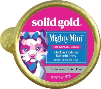 Solid Gold Mighty Mini Wet Chicken