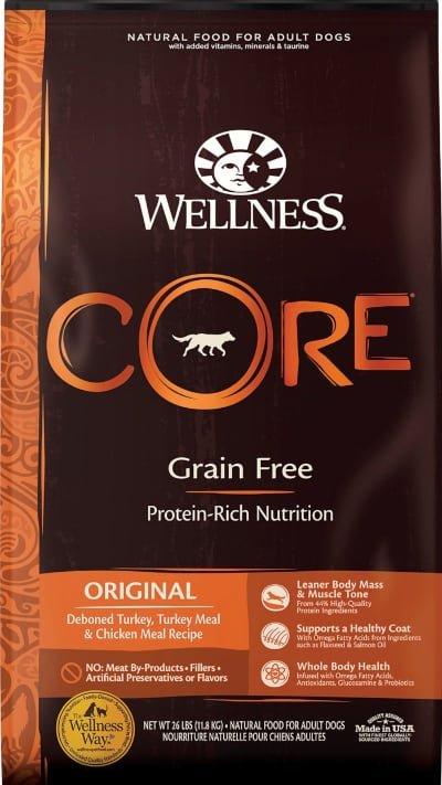 Wellness Core Grain Free Turkey