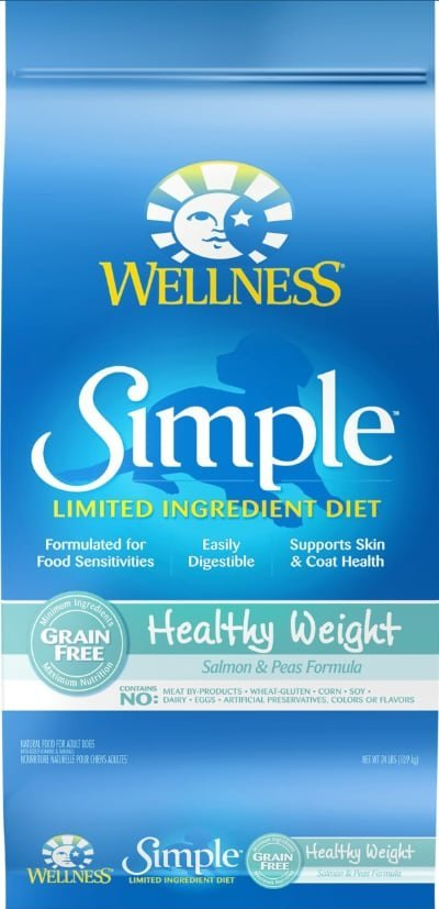 Wellness Simple LID Healthy Weight Salmon