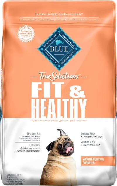 Blue Buffalo True Solutions Fit & Healthy Weight Control