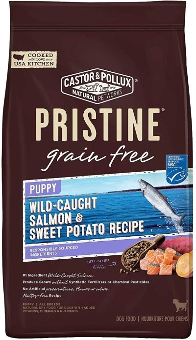 Castor & Pollux Pristine Salmon Puppy
