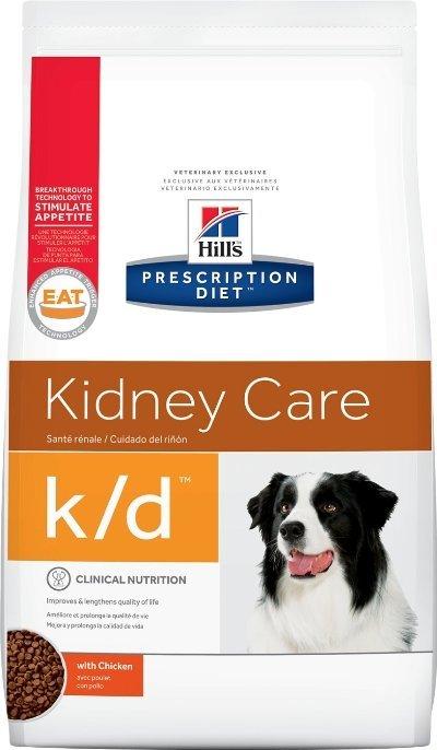 Hill's Prescription Diet kd Kidney Care