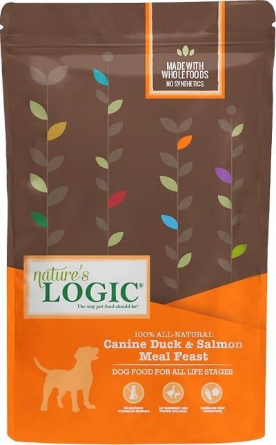 Nature's Logic Canine Duck & Salmon