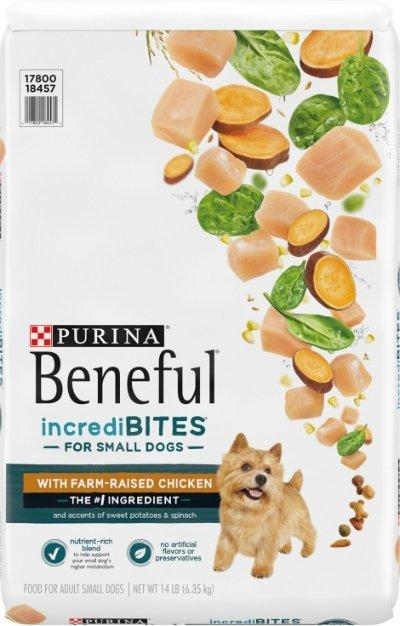 Purina Beneful Small Breed IncrediBites Chicken