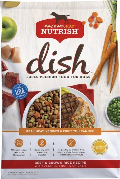 Rachael Ray Nutrish Dish Natural Beef
