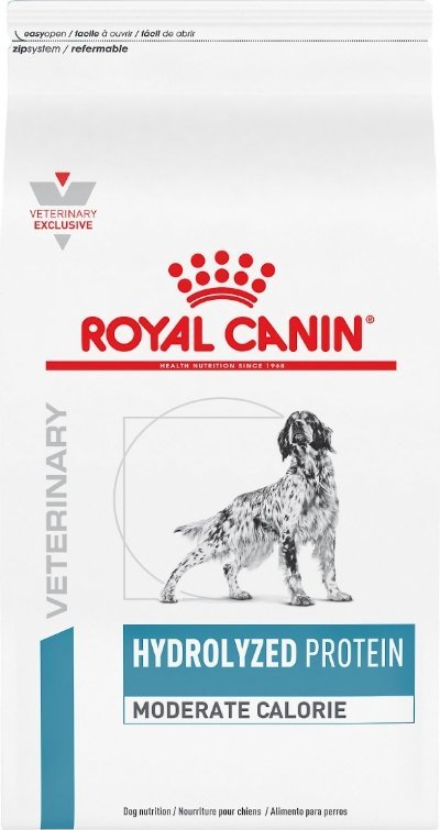 Royal Canin Veterinary Diet Hydrolyzed Protein Moderate Calorie