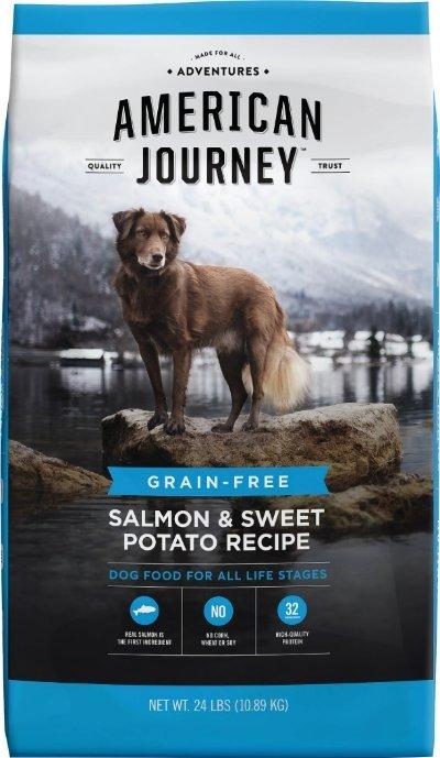 American Journey Salmon & Sweet Potato Grain-Free