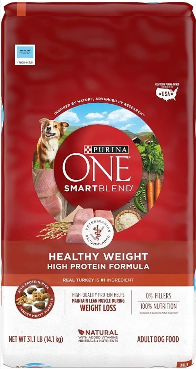 Purina ONE SmartBlend Healthy Weight High Protein