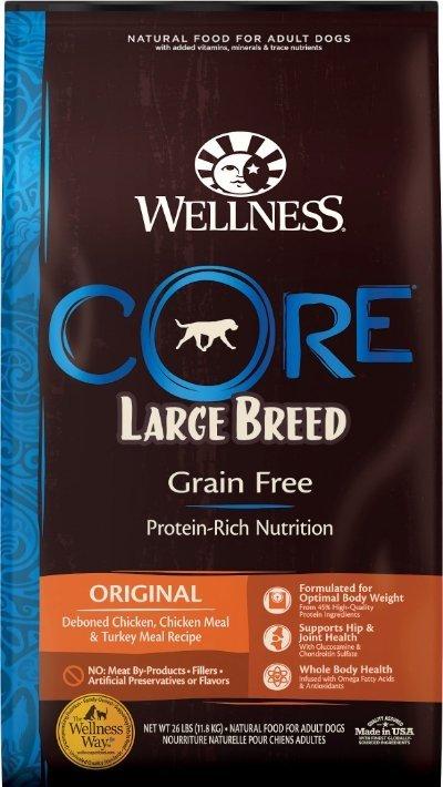 Wellness CORE Grain-Free Large Breed Chicken