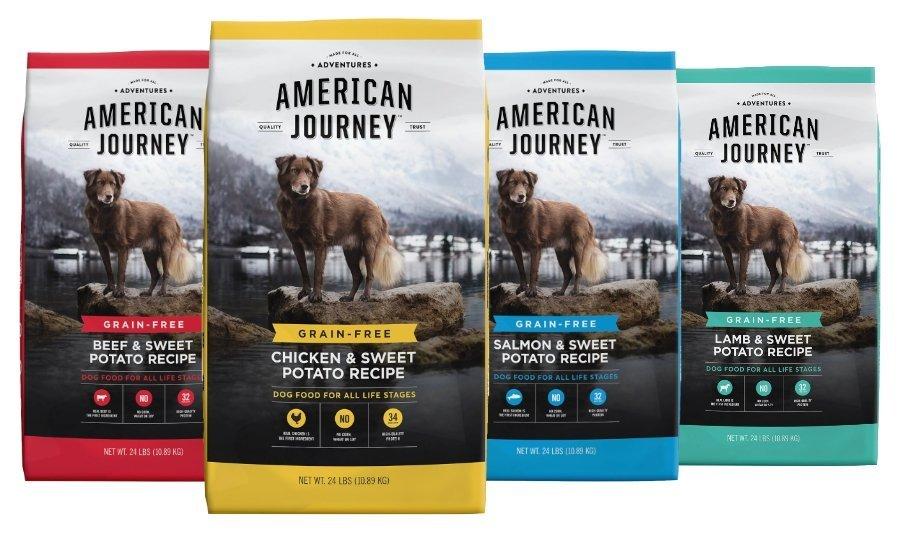 American Journey Grain Free Food