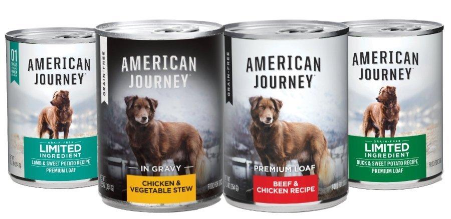 American Journey Wet Food