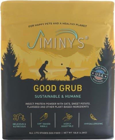 Jiminy's Good Grub Dog Food