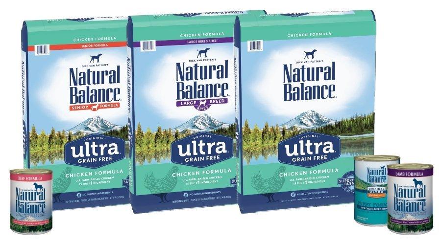 Natural Balance Ultra