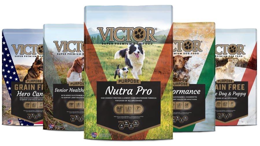 Victor Purpose Dog Food