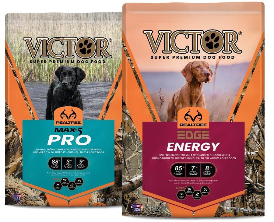 Victor Realtree Dog Food