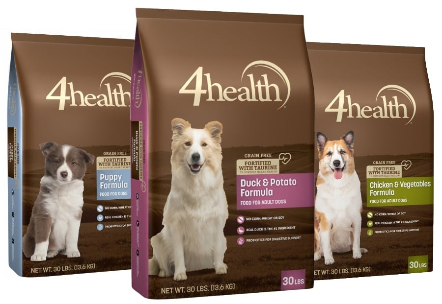 4Health Grain Free Dog Food