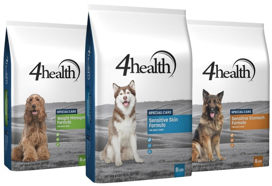 4Health Special Care Dog Food