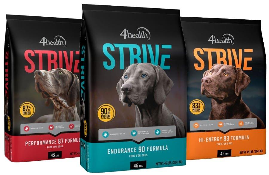 4Health Strive Dog Food