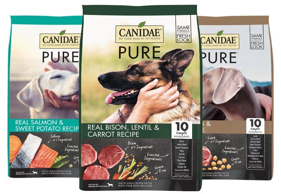 Canidae Pure Grain Free Dog Food