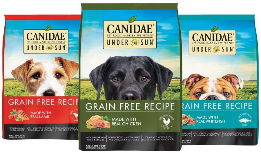 Canidae Under The Sun Dog Food