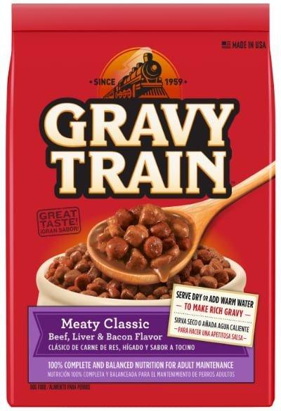 Gravy Train Meaty Classic