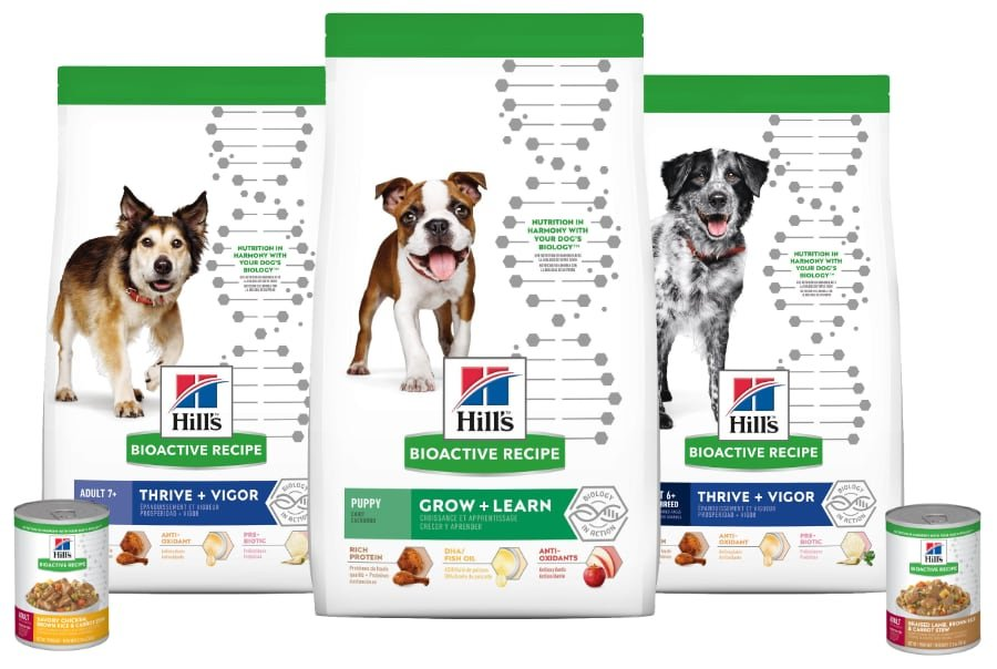 Hill's Bioactive Recipe Dog Food