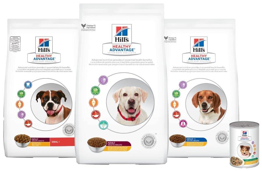 Hill's Healthy Advantage Dog Food