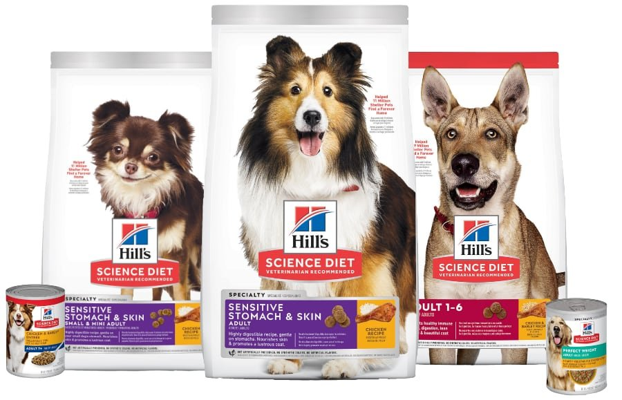 Hill's Science Diet Dog Food