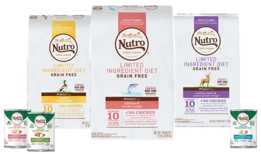 Nutro LID Dog Food
