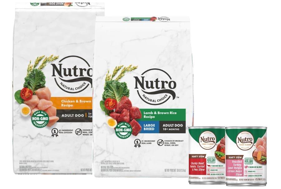 Nutro Natural Choice Dog Food