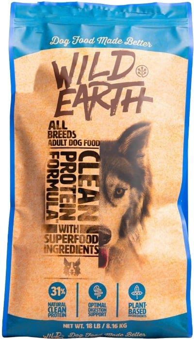 Wild Earth Clean Protein Formula