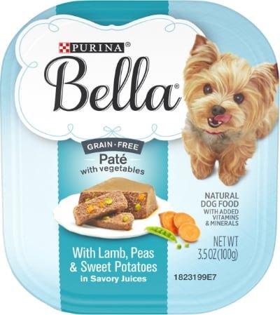 Purina Bella Grain-Free Pate with Lamb