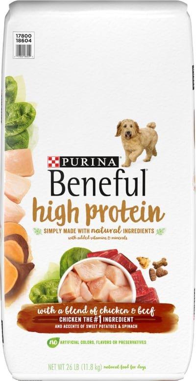 Purina Beneful High Protein Chicken