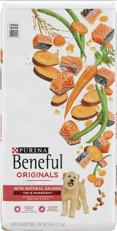 Purina Beneful Originals Salmon