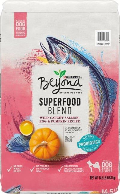 Purina Beyond Superfood Blend Salmon