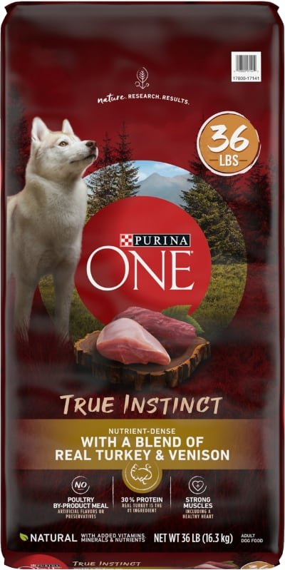 Purina ONE True Instinct with Real Turkey & Venison