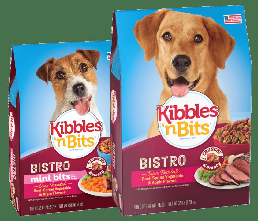 kibbles 'n bits bistro dog food