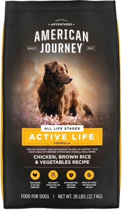 American Journey Active Life Formula Chicken
